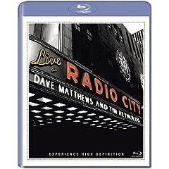 Live at Radio City Music Hall [Blu-ray]