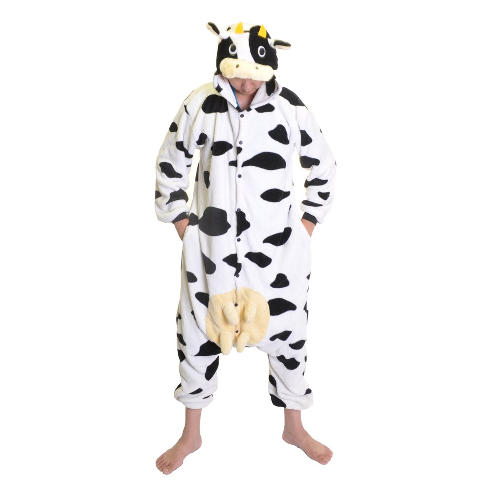 Cow Kigu / Kigurumi Costume for Men and Women