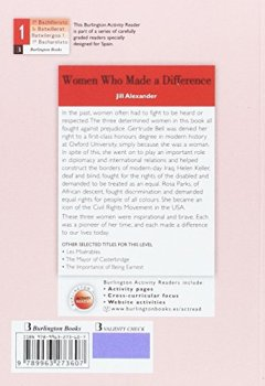Portada del libro deWomen Who Made A Difference