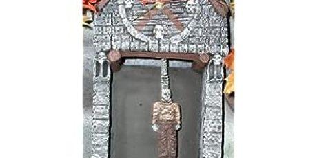 Hangman Clock Halloween Prop NEW