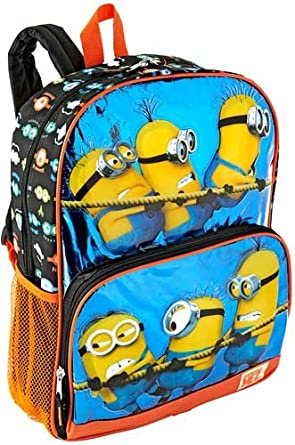 Despicable Me 2 Hey Hey Hey Minion Backpack