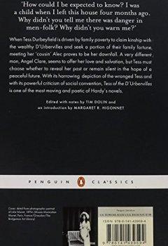 Livres Couvertures de Tess of the D'Urbervilles