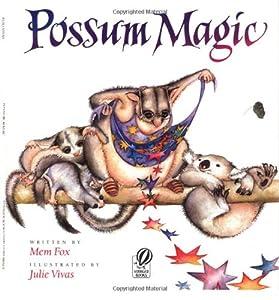 """Cover of """"Possum Magic (Voyager Books)"""""""