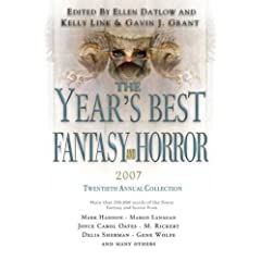 Year's Best Fantasy and Horror (2007)