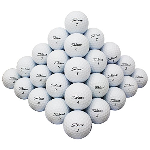 50 TITLEIST PRO V1 2014 AAAA NEAR MINT USED GOLF BALLS