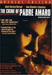 "Cover of ""The Crime of Padre Amaro"""