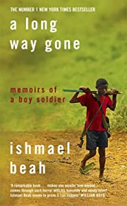 "Cover of ""A Long Way Gone : Memoirs of a ..."