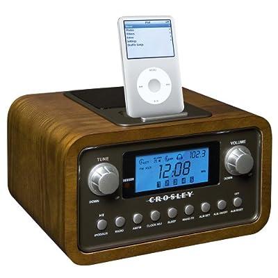 Crosley iPod Dock Clock | Target