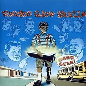 Woodoo Glow Skulls