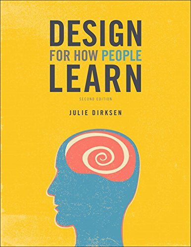 134211286 – Design for How People Learn (2nd Edition) (Voices That Matter)