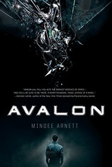 Avalon by Mindee Arnett| wearewordnerds.com