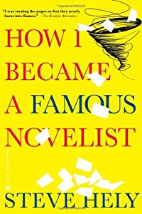 "Cover of ""How I Became a Famous Novelist&..."