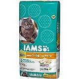 アイムス (IAMS) キャット インドア毛玉ケア 体重管理用 1-6歳 うまみチキン味 5kg