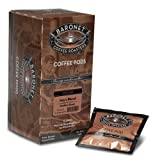 Baronet Coffee Izzy's Blend Medium Roast, 18-Count Coffee Pods (Pack of 3)