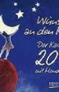 Wünsche an den Kosmos 2016: Tages-Aufstellkalender