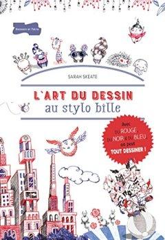 Livres Couvertures de L'art du dessin au stylo bille