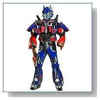 Optimus Prime Theatrical W Vacuform Plus 3D (X-Large)