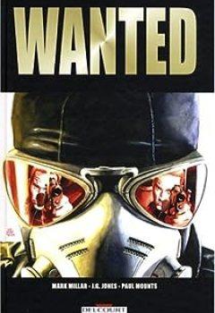 Livres Couvertures de Wanted