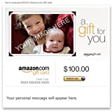 Amazon gift card use your own picture