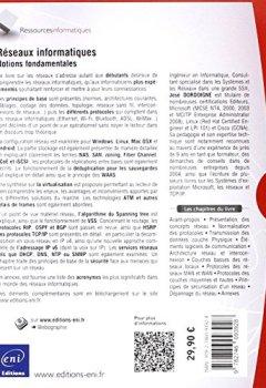Livres Couvertures de Réseaux informatiques - Notions fondamentales (6ième édition) (Protocoles, Architectures, Réseaux sans fil...)