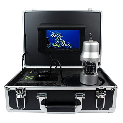 Anysun Sony CCD Underwater Fishing Camera - 360 Degree View, Remote Control
