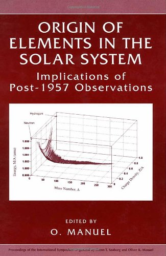 Origin of Elements in the Solar System: Implications of Post-1957 Observations