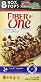 Fiber One Oats and Chocolate Chewy Granola Bars, 1.4 Ounce Bar, 24 Count