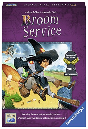Broom Service - Strategy Game