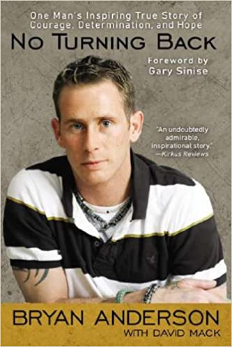 Image result for no turning back book bryan anderson