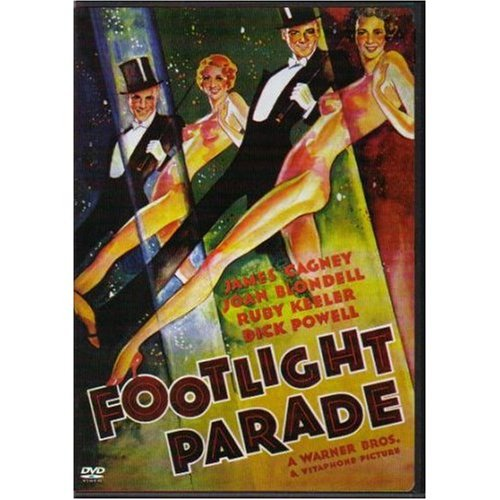 "Cover of ""Footlight Parade"""