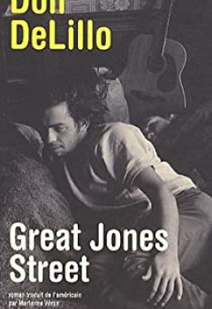 Livres Couvertures de Great Jones Street