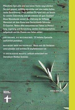 Cover von Warenkunde Öl