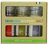 Salt 424 Three Grinder Pack 100% Organic Salts, Merlot, Iodine and 24K Gold, 25.11 Ounce