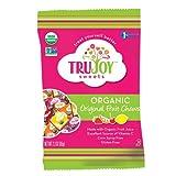 TruJoy Sweets Organic Original Fruit Chews -- 2.3 oz
