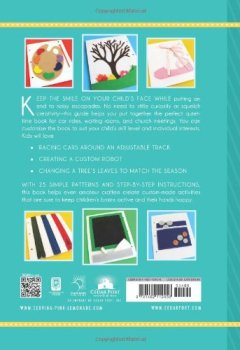 Livres Couvertures de Quiet Book Patterns: 25 Easy-to-Make Activities for Your Children