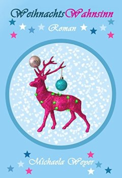 Buchdeckel von WeihnachtsWAHNSINN