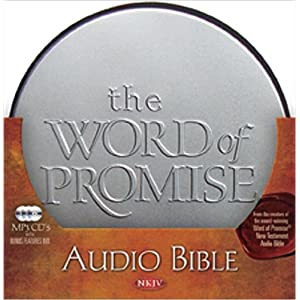 The Word of Promise: Complete Audio Bible MP3-CD