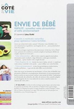 Livres Couvertures de Envie de bébé: FERTILITE : surveillez votre alimentation et votre environnement