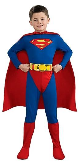 Superman Child's Costume, Medium