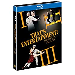 That's Entertainment: Trilogy Giftset [Blu-ray]