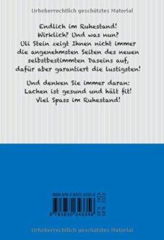 Livres Couvertures de Ruhestand - Viel Spaß!