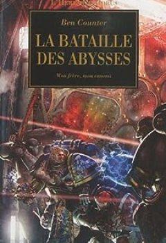 Livres Couvertures de L'Hérésie D'Horus, Tome 11 : La Bataille Des Abysses : Mon Frère, Mon Ennemi