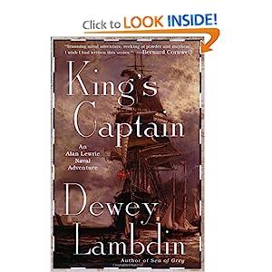 King's Captain: An Alan Lewrie Naval Adventure