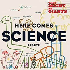 "Cover of ""Here Comes Science"""