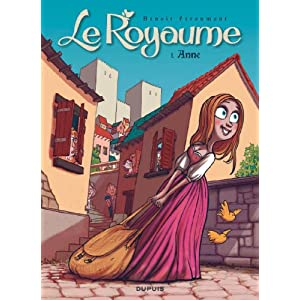 Le Royaume, Tome 1 : Anne