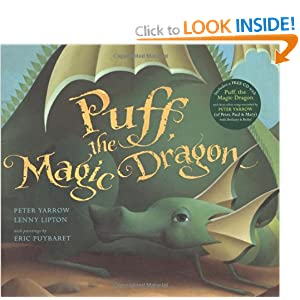 Puff, the Magic Dragon (Book & CD)