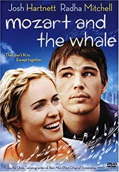 """Cover of """"Mozart & The Whale (Widescreen)..."""