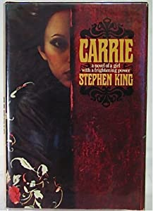 "Cover of ""Carrie First Edition"""