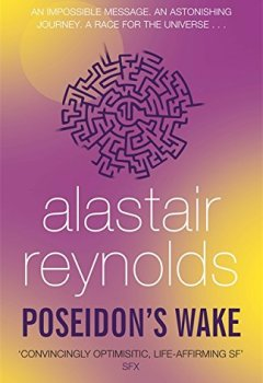 Livres Couvertures de Poseidon's Wake