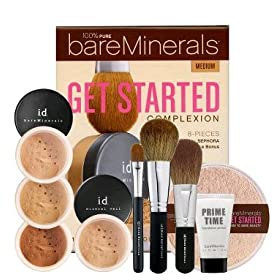 Bare Escentuals Bare Minerals Starter kit (Medium)